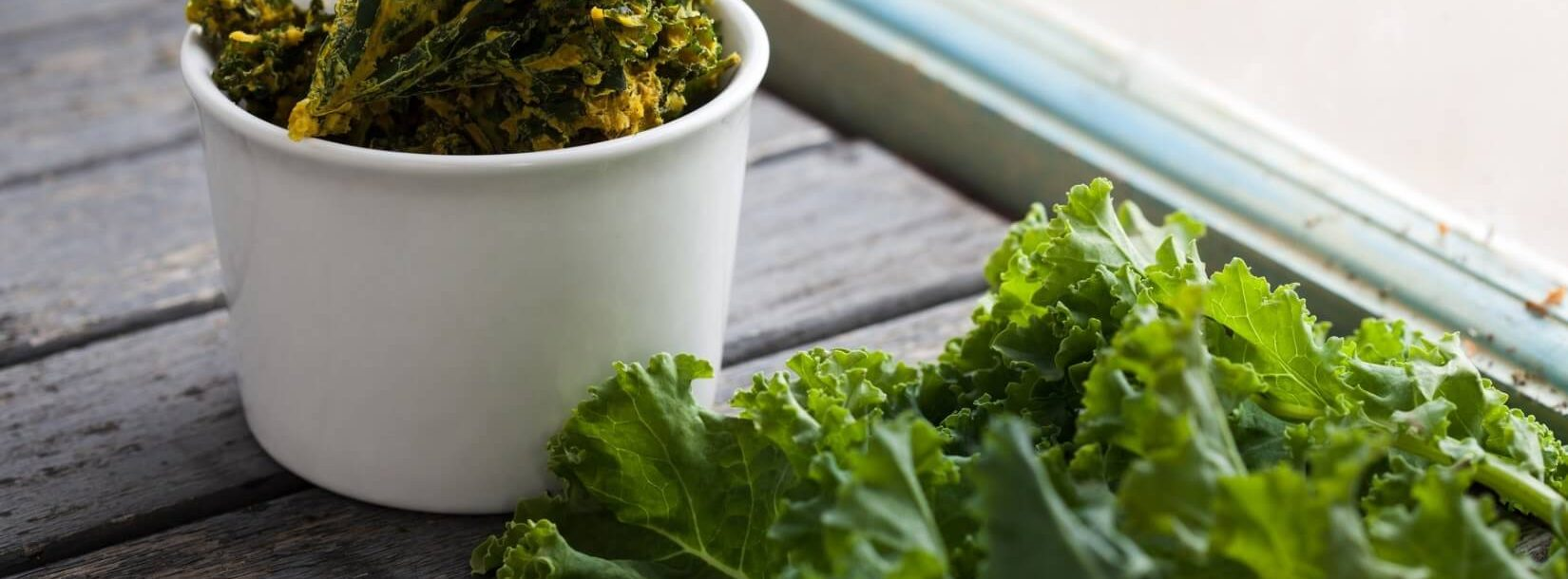Quick and Health Kale Chips Recipe