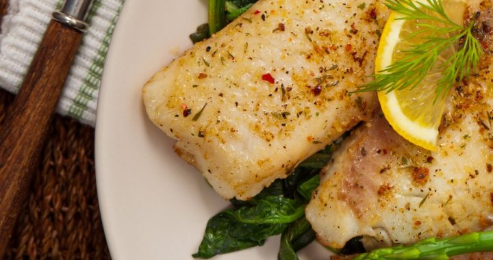 baked salmon and tilapia recipe _ mercy health