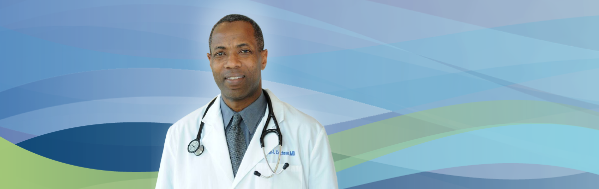 dr kevin cochran performs new coronary artery disease treatment