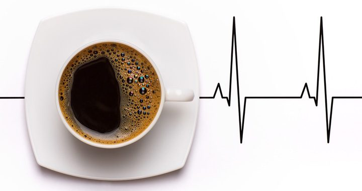 is caffeine bad for your heart?
