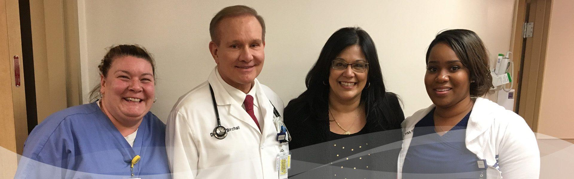 sudden cardiac arrest patient story