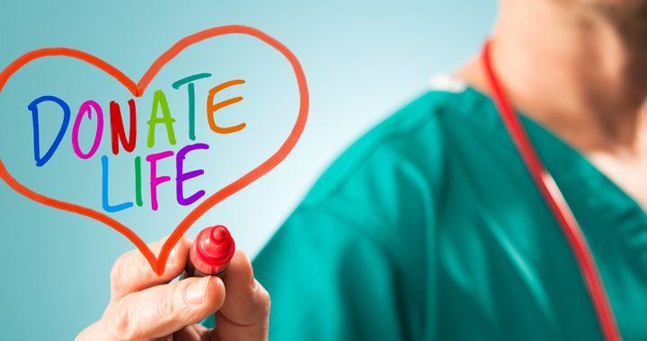 donate life awareness month - organ donation