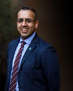 Dr. Navdeep Kang, 2018 Obama Fellowship