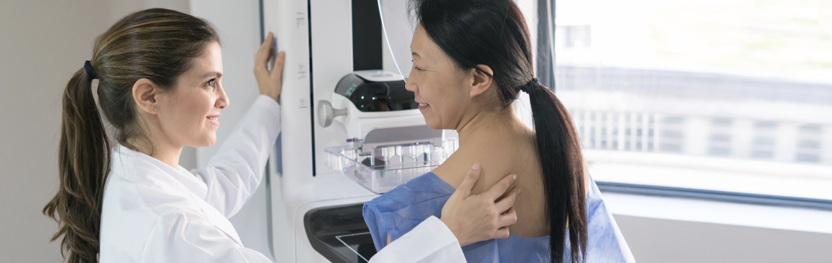 early signs of breast cancer