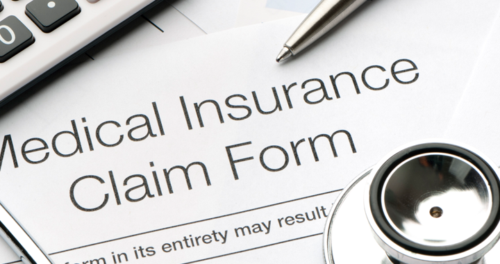 medical insurance claim form for health benefits