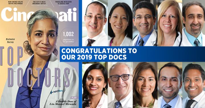 Top Doctors Cincinnati 2019