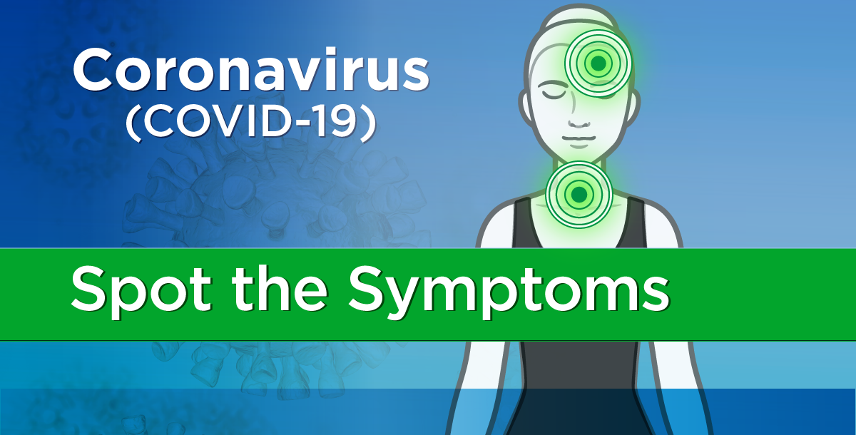 Coronavirus common symptoms