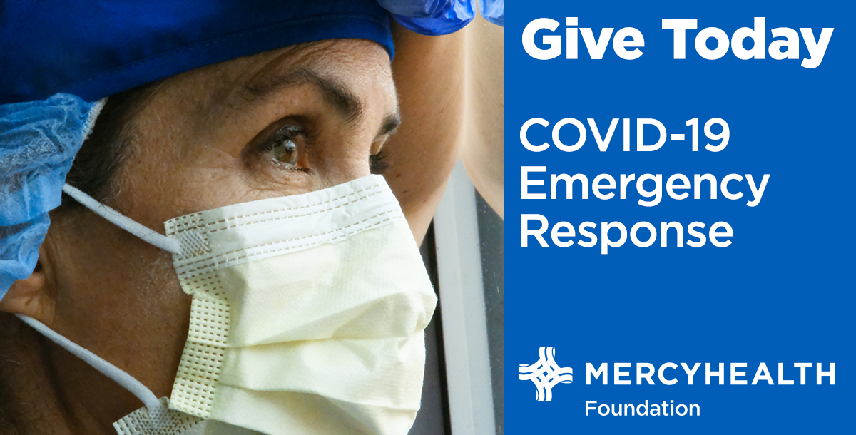 COVID-19 Emergency Response for Mercy Health
