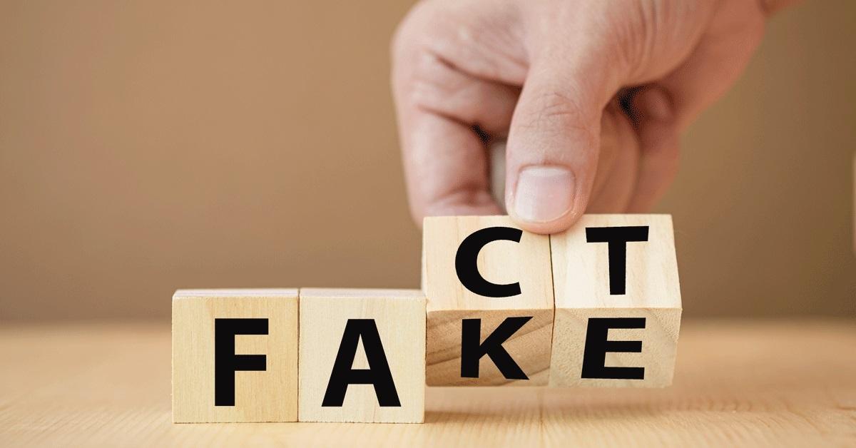 fact vs. fiction blocks for COVID-19