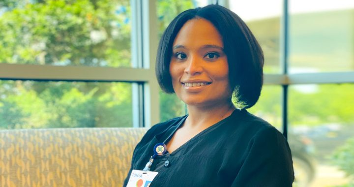 Tonya Gill at Mercy Health Lourdes Hospital