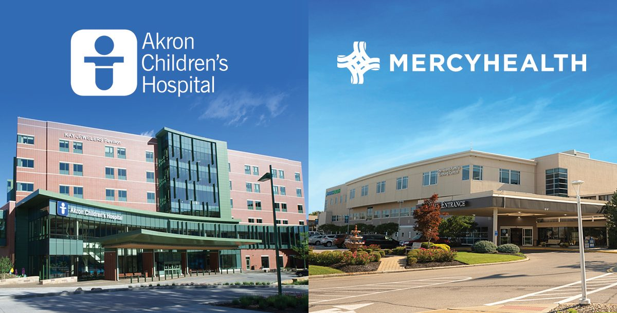 Lorain Hospital and Akron Children's Hospital