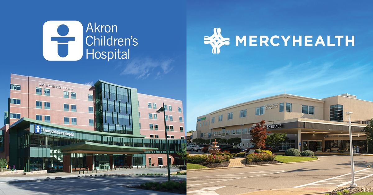 Lorain Hospital and Akron Children's Hospital