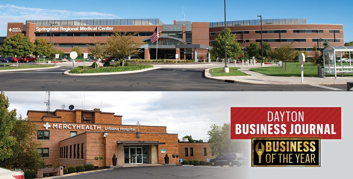 Urbana Hospital and Springfield Regional Medical Center
