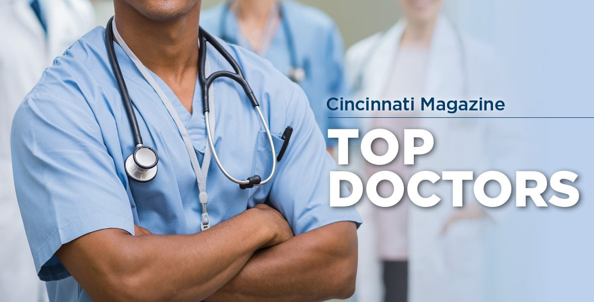 Mercy Health Cincinnati Magazine 2021 Top Docs
