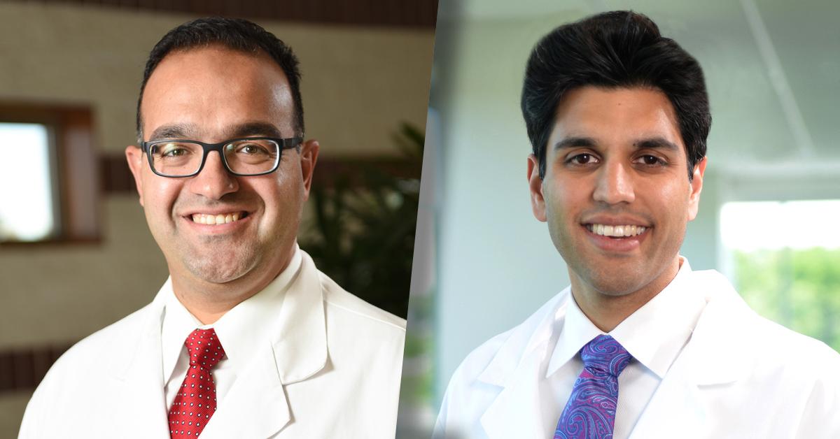 Dr. Khan and Dr. Dahman