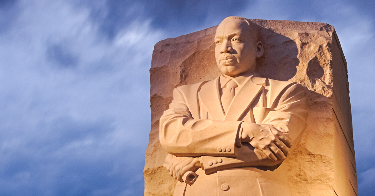 Martin Luther King Jr. Day Reflection
