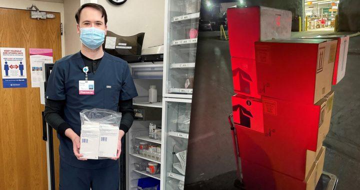 Trevor the pharmacist