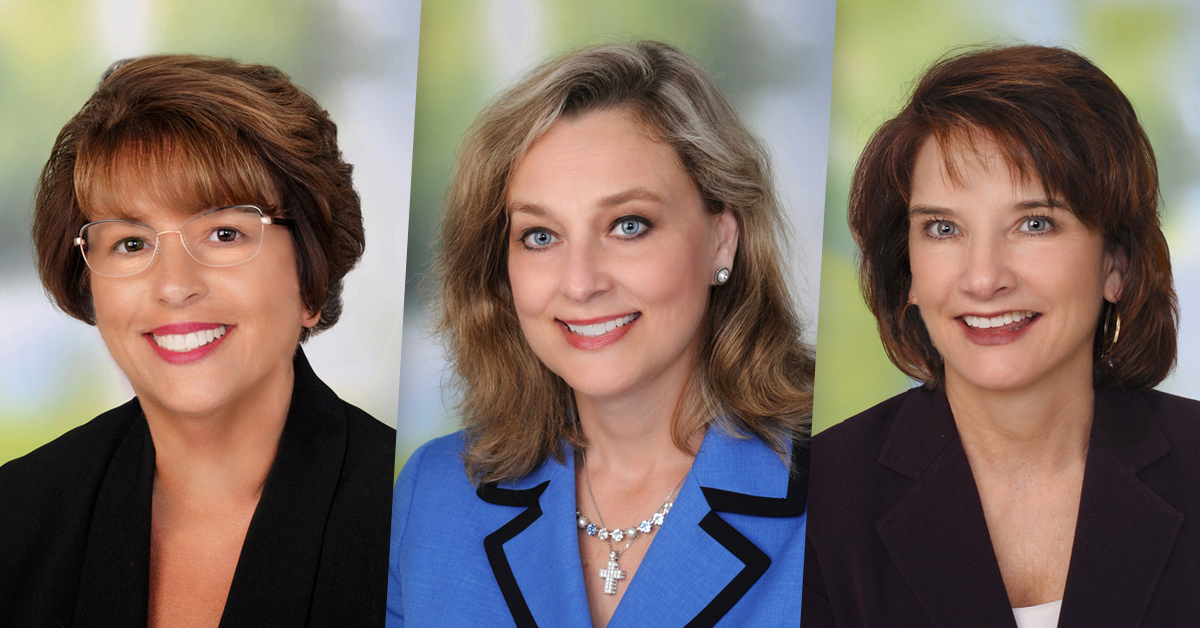 Three female leaders in our Youngstown market