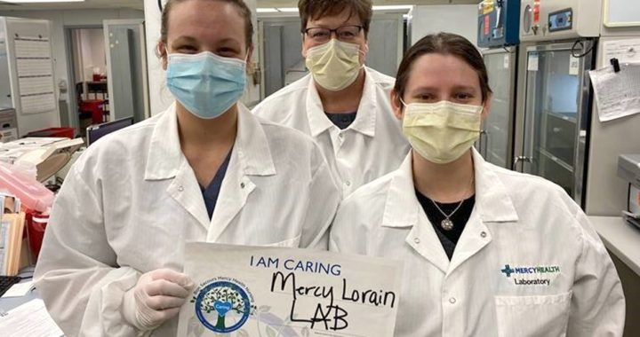 Some of our lab professionals from Lorain