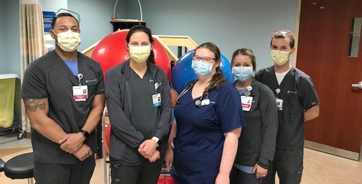 Anderson Hospital Acute Inpatient Rehab Team