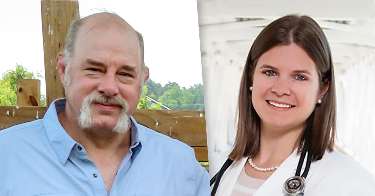 David Currier and Sarah Wells
