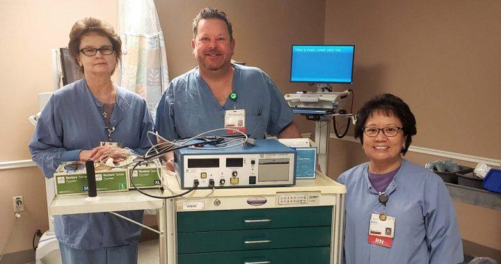 St. Charles Hospital PACU nurses