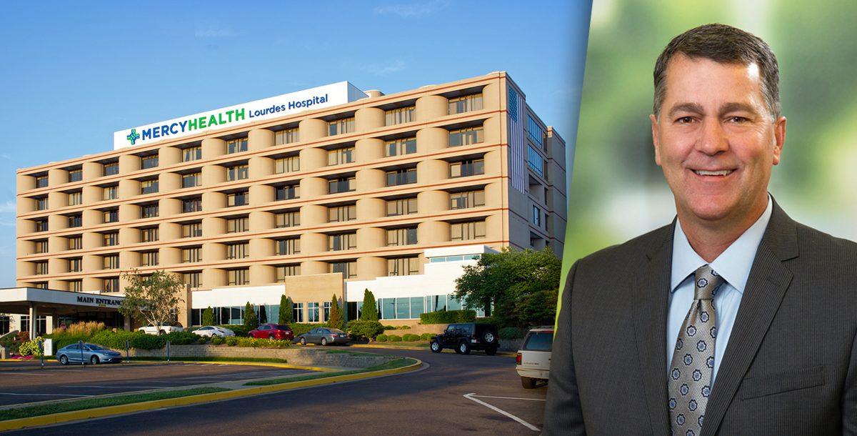Lourdes Hospital and Michael Yungmann