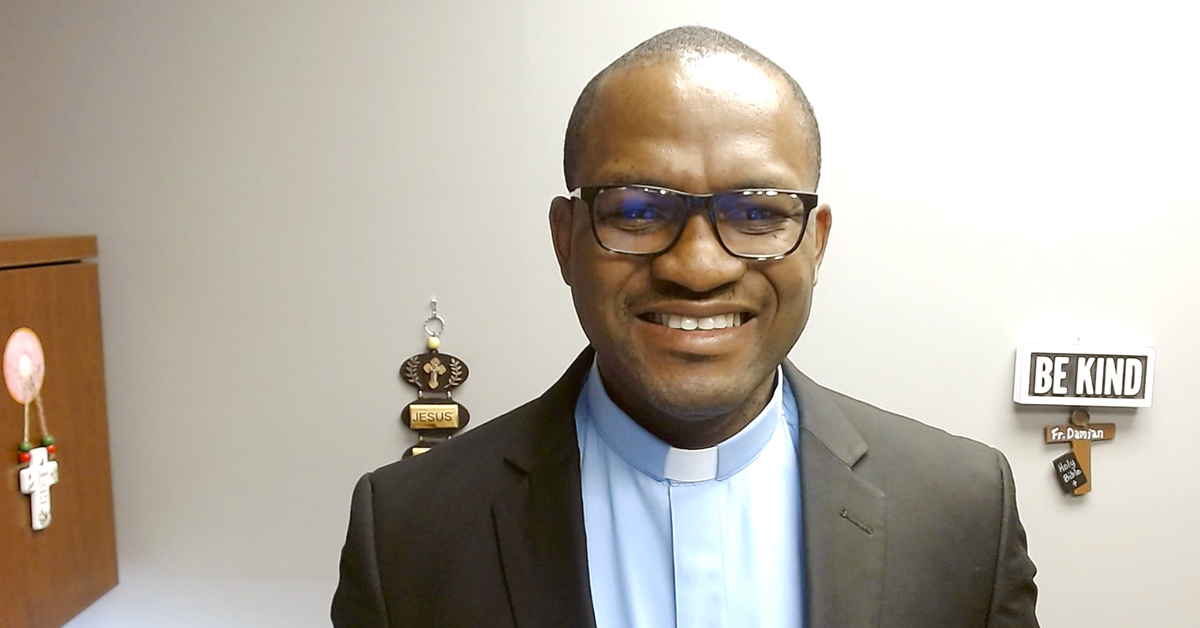 Fr. Damian Ezeani